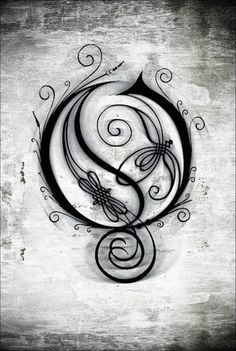 Opeth Logo Tattoo... Gorgeous.... Another potential tattoo idea