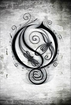 Opeth Logo Tattoo... I know where I would put mine, but not sure how big to go