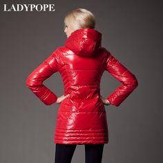 plus size coats for women | ... coat female plus size medium-long women's ladies down coat outerwear