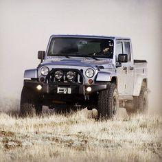 #brute by @aevconversions  Snap! It looks like the US will get a wrangler truck option in 2017 but doubt we'll get the v8 option. - - - -  #wyvernoutfitters #wytac #overland #overlanding #offroading #defender  #4x4 #4wd #landroverdefender #jeepwrangler #toyotatacoma #pnw #upperleftusa #pnwonderland #rooftoptent #pathlesstraveled #adventuretime #camping #getoutside #pnwphotographer #homeiswhereyouparkit #landscapephotography