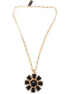 GERARD YOSCA large deco necklace on Vein - getvein.com