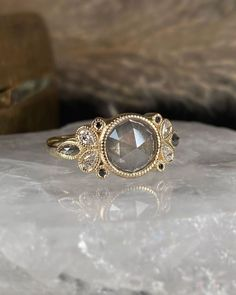 49 Utterly Gorgeous Engagement Ring Ideas ❤ engagement ring ideas gemstone rings1 #weddingforward #wedding #bride