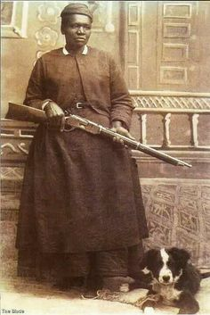 A legend in her own time, she was also known as:  STAGECOACH MARY.  A Black gun-totin' female in the American wild west. She was six feet tall; heavy; tough; short-tempered; two-fisted; powerful; and packed a pair of six-shooters and an eight or ten-gauge shotgun. A legend in her own time.