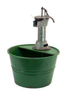 Metal Water Pump