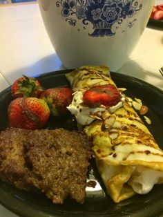I love French cuisine, and crepes are one of my all time favorites.  Have you ever seen a tv chef make crepes?  It looks like a complicated task.  When I began my Trim Healthy Mama journey, I had only tried making crepes once before and they didn't turn out.  The thought of trying the THM …