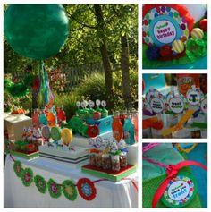 Custom Printable Party from PartyOn! Designs - PartyOn! Designs - Events