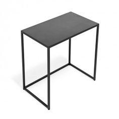 Uhuru Black Side Table