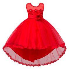 Cheap Vestito da partito della ragazza Di Natale del vestito per la ragazza  2017 estate ragazza 3badd36fee2