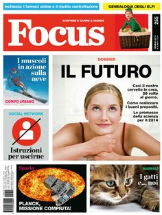 Focus No 255 - Gennaio 2014