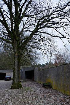 bossche school: jan de jonghuis / house de jong, schaijk, nl, 1962 / 67, architect: jan de jong house de jong | Flickr - Photo Sharing!