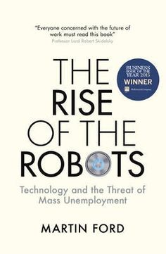 The Rise of the Robots | Guardian Bookshop
