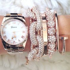 Arm Party inspiration | Glam Radar
