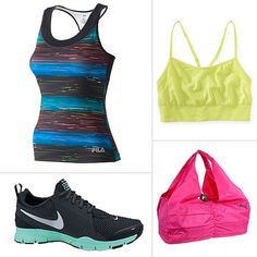 Bright Fitness Gear | Workout in Style