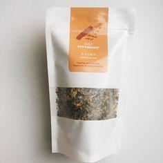 animo - herbal salt soak / courage - pouch