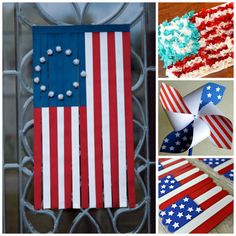 Fun Flags:12  Flag Crafts to Celebrate Presidents Day | Spoonful