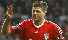 Stevie G- heart of Liverpool