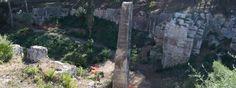 La recuperación de la cantera romana del Mèdol de #Tarragona abre nuevos interrogantes
