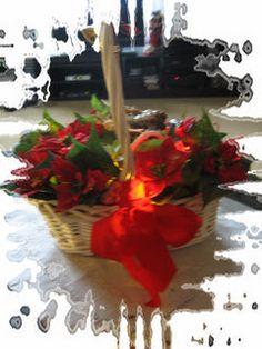 VillaTuta : Askartele kauniisti tuikkiva joulukori!