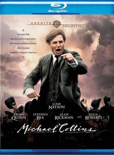 Continuing on our armchair tour of historical Ireland, we watched Michael Collins, which depicts Ireland in about 1916 to 1920. Historical film great armchair travel. Read my review here.  #ireland #irish #michaelcollins #moviereviews