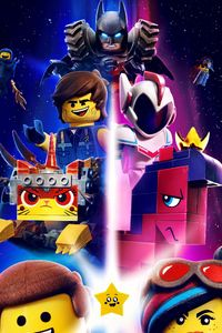 Download! The Lego Movie 2: The Second Part (2019) Watch Movie Online Free [HD]