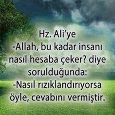 Hz.Ali(R.A.)