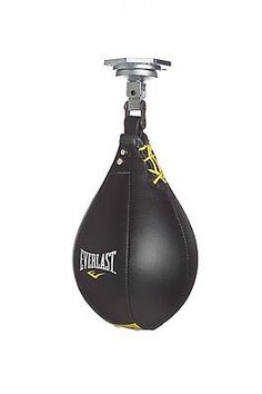 Punching Bags 30101: Everlast Leather Speed Bag (Large), New, Free Shipping -> BUY IT NOW ONLY: $34.52 on eBay!