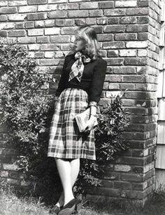 SCHOOL GIRL - Lauren Bacall