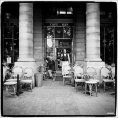 """""""Parisian bistro #5"""" by Sebastien MANOURY, via 500px."""