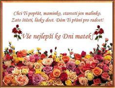 přání ke dni matek – Obrázky.cz Floral Wreath, Wreaths, Decor, Floral Crown, Decoration, Door Wreaths, Deco Mesh Wreaths, Decorating, Floral Arrangements