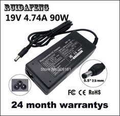 NEW POWER SUPPLY FOR ASUS Laptop Charger AC Adapter 19V 4.74A 5.5*2.5MM for lenovo toshiba fujitsu