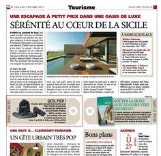 [Article] Les ballerines de secours www.shoette.com indispensables dans la valise selon Direct Matin Oasis, Life, Catacombs, Sicily, Ballet Flats, Tourism, Travel