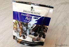 Review Brookside Dark Chocolate Acai Blueberries