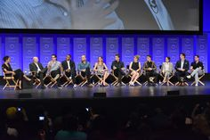 Photos from the Arrow and Flash spotlights at the 2015 PaleyFest Best Series, The Flash, Arrow, Interview, It Cast, Concert, Movie Posters, Globe, Film Poster