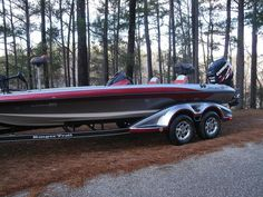 Ranger Bass Boats For Sale: 2013 Ranger Z Series Comanche Fishing Alabama Reed's . Bass Boats For Sale, Fishing Boats For Sale, Bass Fishing Boats, Bass Fishing Tips, Bass Boat Ideas, Fishing Boat Accessories, Boat Organization, Ranger Boats, Flat Bottom Boats