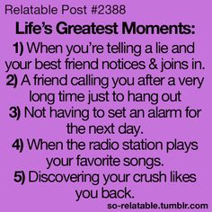 so-relatable:    Life's Greatest Moments!    You are viewing one of so-relatable's top posts. Click here to see more relatable gifs and quotes!