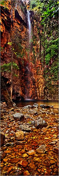 Emma Falls - Western Australia - photo by Adam Monk copyright