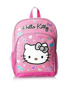 Hello Kitty Pink 16 inch Backpack Sanrio http://www.amazon.com/dp/B00KE58ZLC/ref=cm_sw_r_pi_dp_2ryhvb0F42S69