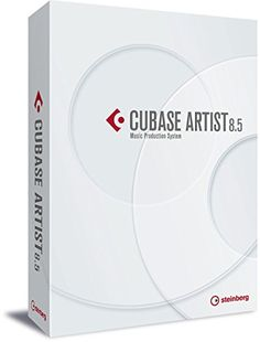 Steinberg Cubase Artist 8.5 Music Production System