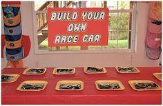 Lego Race Car