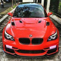 BMW E60 M5 red Bmw E30, Bmw M5 F10, Mini Cooper S, Bmw Logo, Chevrolet Corvette, Ford Mustang, Bmw Motorsport, Volkswagen, Bavarian Motor Works