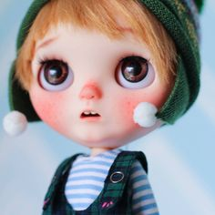 "52 Likes, 4 Comments - colinchow (@colinzdoll) on Instagram: ""#blythe#customblythe #bigeyes #doll#toy #fab_toys"""