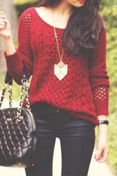 Perfect autumn outfit (: