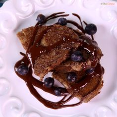 Banana French Toast by Jennifer Esposito! #TheChew #Breakfast