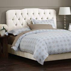 Barcelona Upholstered Bed - $700 Target