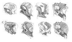 VK is the largest European social network with more than 100 million active users. Robot Concept Art, Armor Concept, Cyberpunk, Sci Fi Armor, Industrial Design Sketch, Helmet Design, Sci Fi Characters, Character Design Inspiration, Art Reference