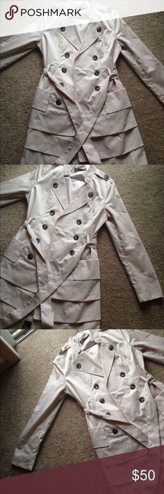 Modern Vintage Boutique light jacket Size medium worn a couple times Jackets & Coats