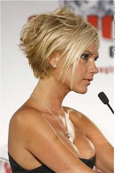 20 Victoria Beckham Short Bob | Bob Hairstyles 2015 - Short Hairstyles for Women
