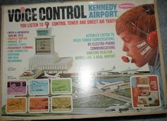 touch control kennedy airport toy - Yahoo Image Search Results