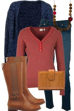 Casual-jeans-long-sleeve-top-and-cardi-outfit-with-long-boots-esprit-and-ladakh_brand_image