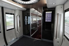 Heathrow Express concept render, by tangerine.